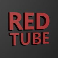 Red tube 3D