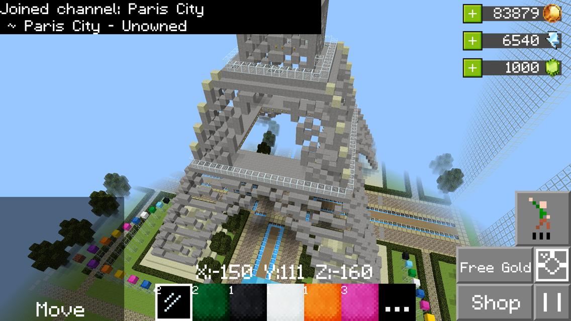 Builder Buddies Online 3D RPG App for iPhone - Free Download