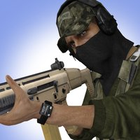 Army Metal Shooter: Sniper Shooting Game 2017