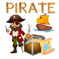 Pirate Solitaire  300 Levels