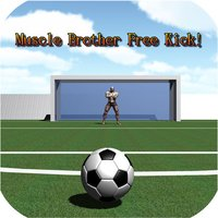 Muscle Brother Free Kick!