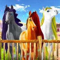 Farm of Herds: Horse Family