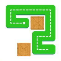 Drag 1Line Puzzle
