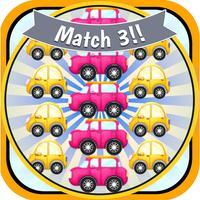 Various Vehicles Match3 Clash Games