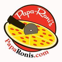 Papa Ronis Pizza and Ice Cream