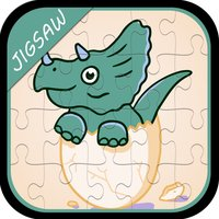 Baby Dinosaur Jigsaw Puzzle Games