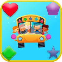 Learning Shapes & Colors Games