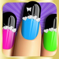 Nail Salon™ Virtual Nail Art Salon Game for Girls