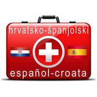 Putni medicinski rječnik  hrvatsko-španjolsko-hrvatski