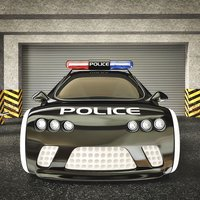 Police car escape - The highway challenge