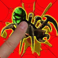Spiders Smasher: Mutants bugs