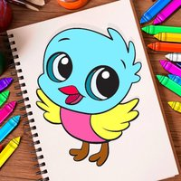 Coloring Book - Drawing Game