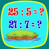Division Math (kids math)