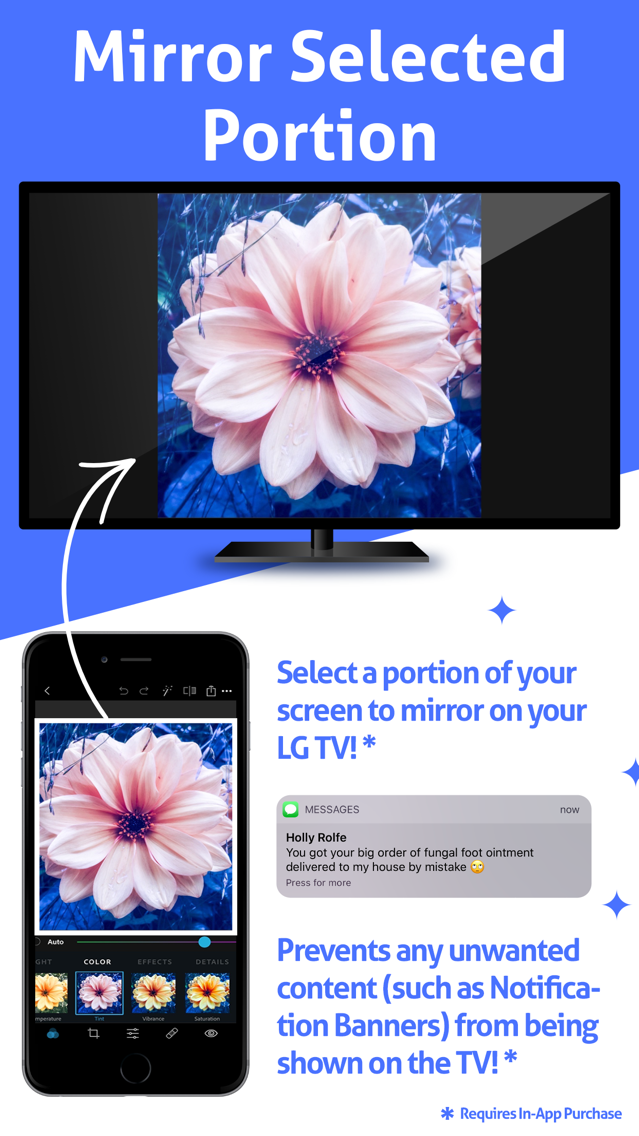 Mirror For Lg Tv Hd App Iphone, Can I Mirror My Iphone To Lg Tv