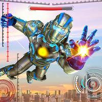 Superhero FPS Shooter Games