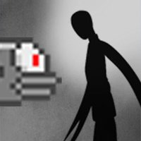 Amnesia of Slender Man vs Brave Bird in Forest Flappy Edition by GTFG