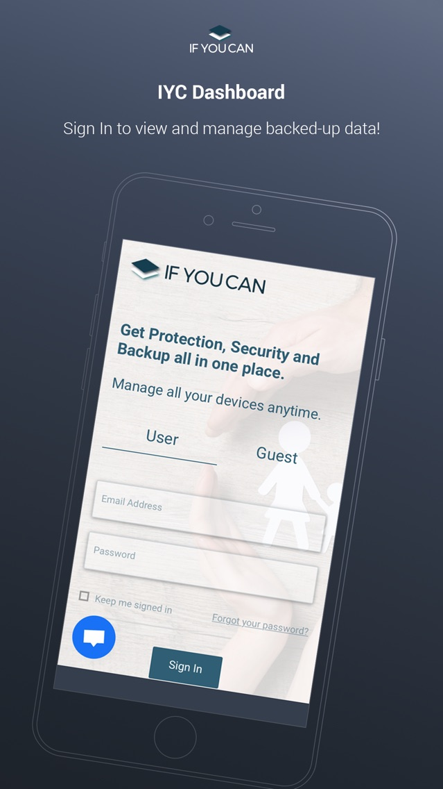 IYC Dashboard App for iPhone - Free Download IYC Dashboard