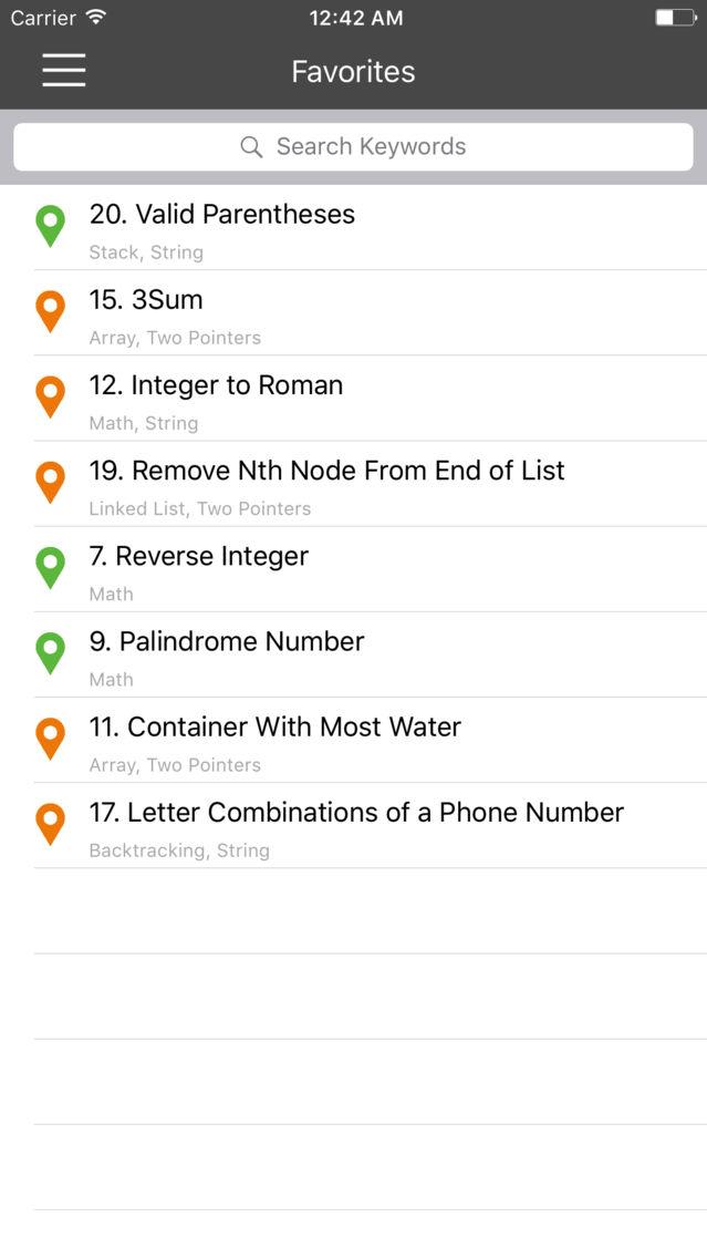 Leetcode Meet Me App for iPhone - Free Download Leetcode