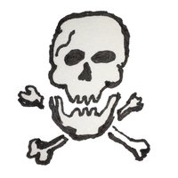 Nautical Pirate Stickers