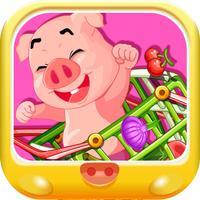 粉红小猪开心超市