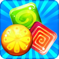 Candy Pop Puzzle 2015 - Soda Match 3 Candies Game For Children HD FREE