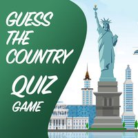 Guess the Country - Quiz game
