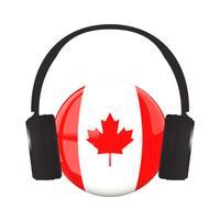 Radio of Canada. Live stations