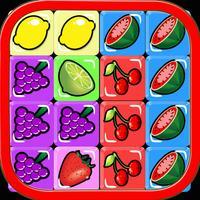 Amazing Fruit Matching - Fruit Puzzle Tile Matching Game