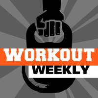 HIIT Workout - training schedule in a week with sport exercise fitness