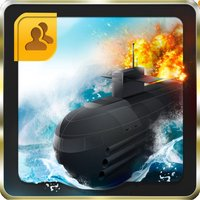 Awesome Submarine battle ship Free! - Multiplayer Torpedo wars