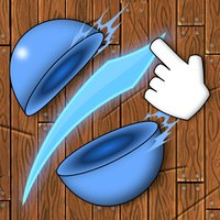 Ninja Slash - Color Balls Slicing Free Games