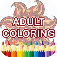 Adult Coloring Book - Free Mandala Color Therapy & Stress Relieving Pages for Adults 2