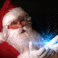 Santa Naughty or Nice Scan