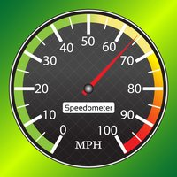 Speedometer : GPS speed tracker