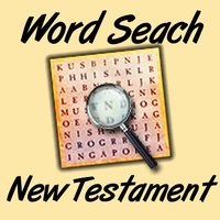 Bible Stories Word Search New Testament Lite