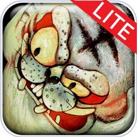 The Tiger with White Eyebrows for iPhone Lite