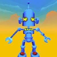 Robot Resurrection (cube)