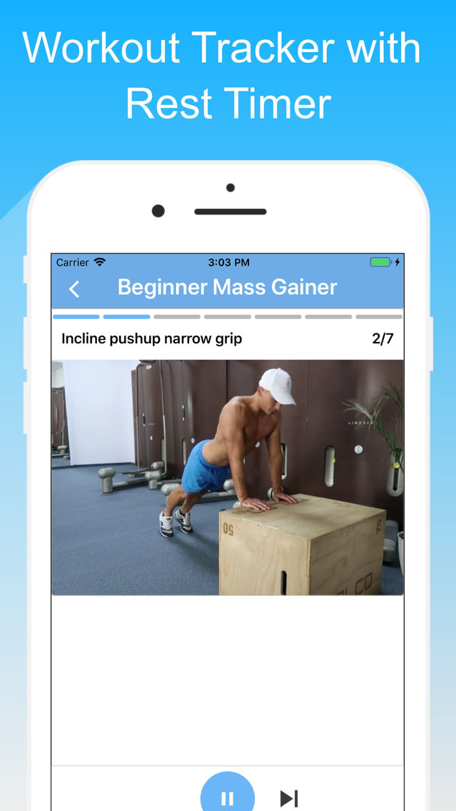Pro Home Workout No Equipment App for iPhone - Free Download Pro