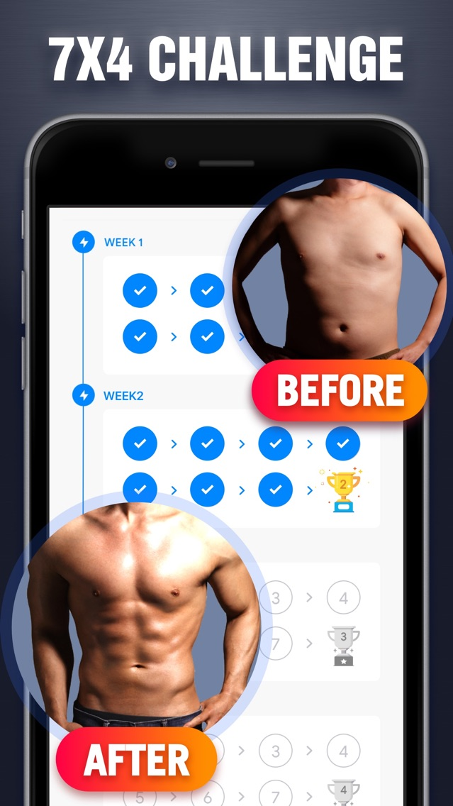 By Photo Congress || Home Workouts No Equipment App