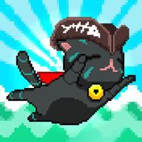 Flappy Cat: Pirate