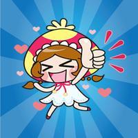 Princess Emoticons - Fc Sticker