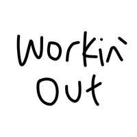 Workout sticker, gym fitness stickers for iMessage