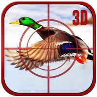 Modern Sniper Duck Challenge - Bird Hunting Game