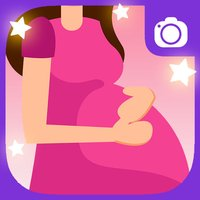 Pregnant Booth Photo Effects