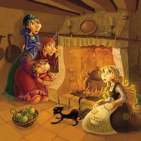 Cinderella Fairy-Tale