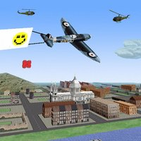 RC Airplane - Flight simulator