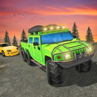 Offroad Rescue Truck Simulator