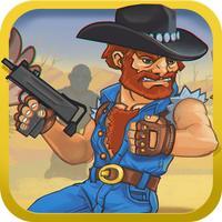 Cowboy vs Zombies