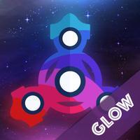 Fudget spinner GLOW