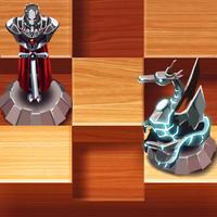 Magic Chess 3D Game